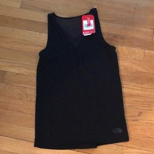 NWT north face work out tank size XS